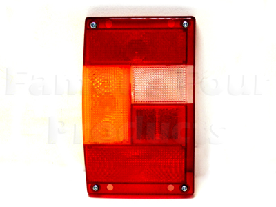 Picture of FF001894 - Rear Lamp Lens ONLY