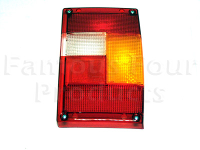 Picture of FF001895 - Rear Lamp Lens ONLY
