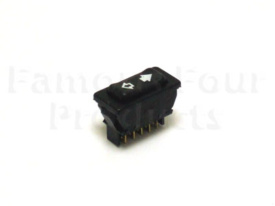 Picture of FF001911 - Electric Window Lift Rocker Switch