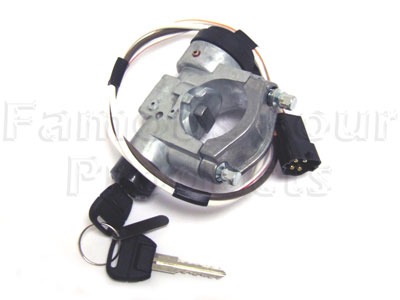 Ignition Lock & Key Assy - includes ignition switch