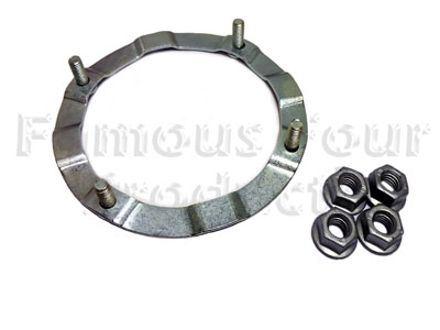 Front Shock Absorber Turret Securing Ring