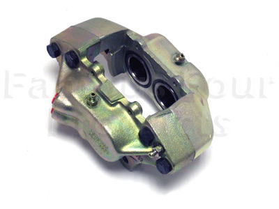 Caliper - Front LH - non-vented - Pattern part