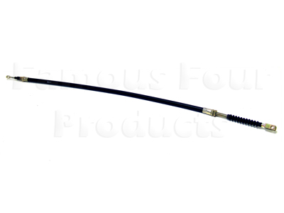 Picture of FF001972 - Handbrake Cable