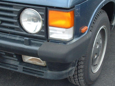 Picture of FF002026 - Front Bumper End Cap