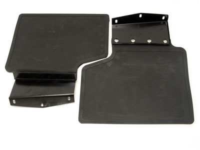 Front Mudflap Kit (2 flaps with brackets required)