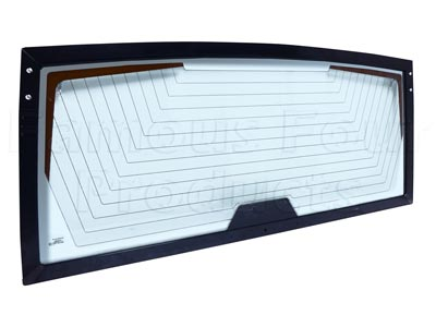 Aluminium Framed Glazed Top Tailgate -  -