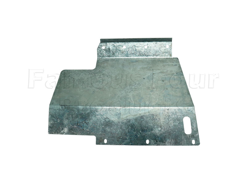 Picture of FF002062 - Rear Mudflap Bracket