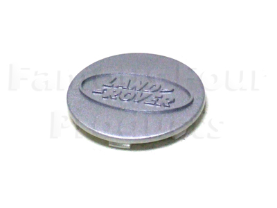 Picture of FF002068 - Centre Cap with Embossed Land Rover Logo for Genuine Alloy Wheels ONLY