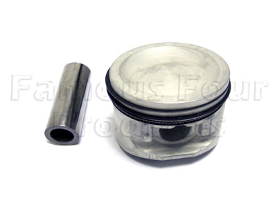 Picture of FF002114 - Piston & Ring Assy.