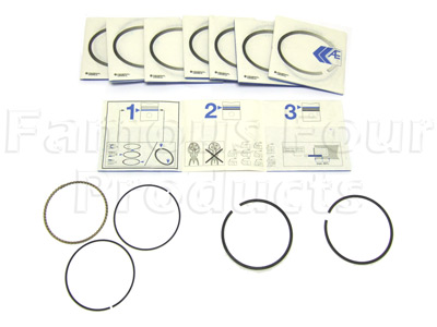 Picture of FF002115 - Piston Ring Set