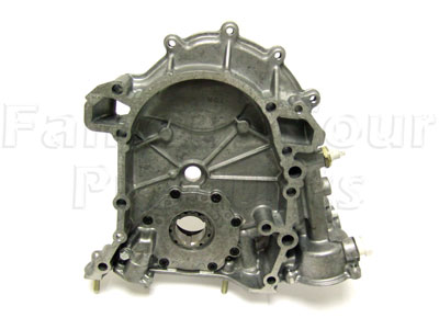 Picture of FF002119 - Front Cover Assy. (includes integrated oil pump)