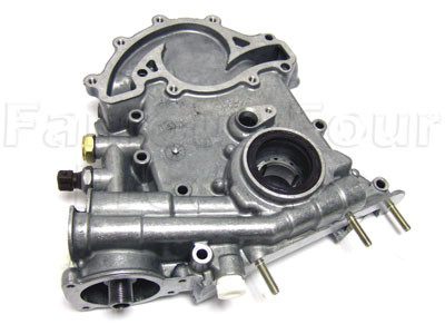 Picture of FF002120 - Front Cover Assy. (includes integrated oil pump)