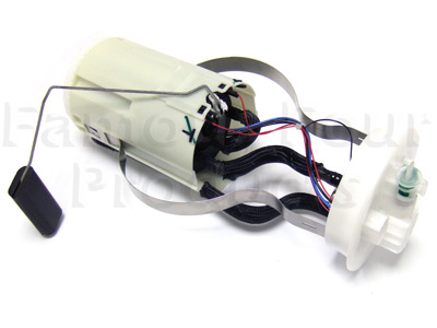 Electric in-tank Fuel Pump & Sender
