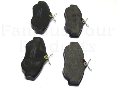 Picture of FF002180 - Front Brake Pads