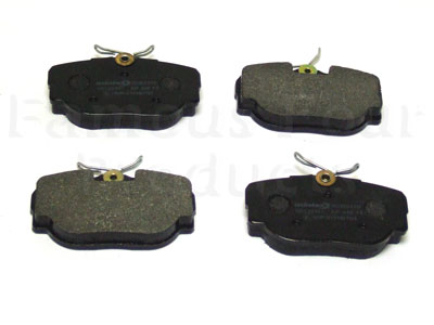 Picture of FF002181 - Rear Brake Pads