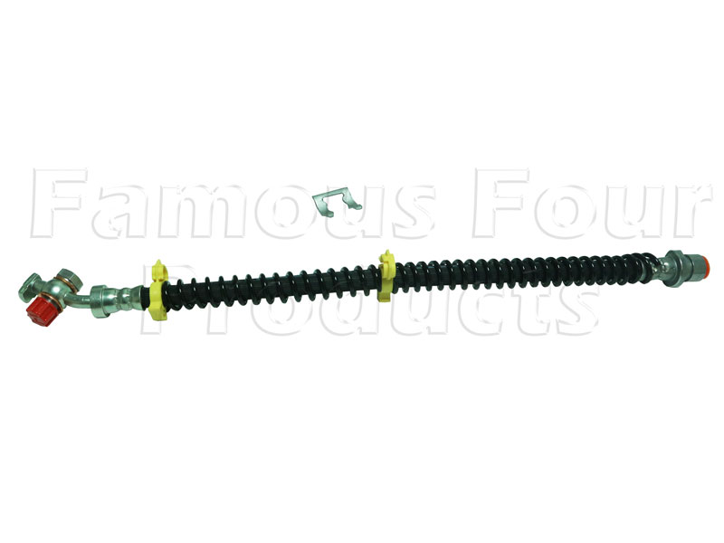 Picture of FF002204 - Rear Right Hand Brake Rubber Flexi-Hose