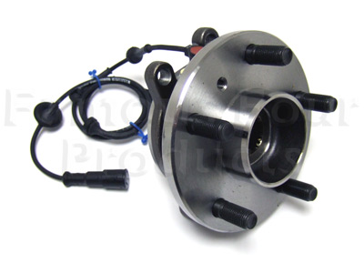 Picture of FF002308 - Front Hub & Drive Flange Assy. - OEM