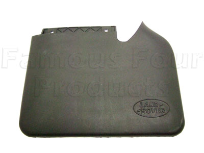 Picture of FF002336 - Mudflap