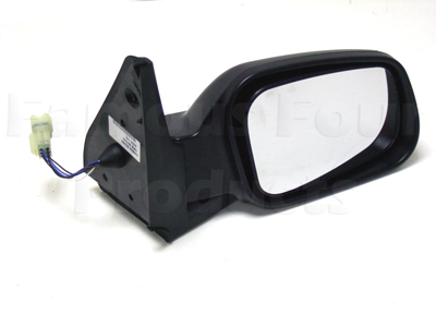 Electric Door Mirror Assy. -  -