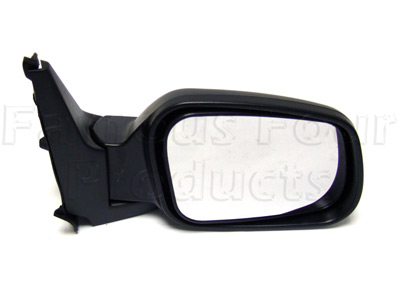 Manual Door Mirror Assy. -  -