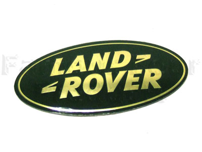 Picture of FF002359 - Oval LAND ROVER Badge
