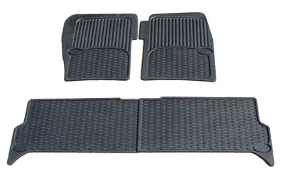 Picture of FF002384 - Rubber Footwell Mats