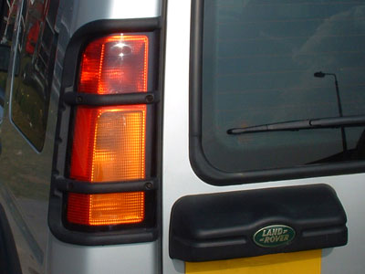 Picture of FF002393 - Rear Upper Lamp Guards