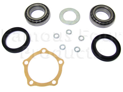 Wheel Bearing Kit (for earlier 6-Bolt Chrome Ball type axle)
