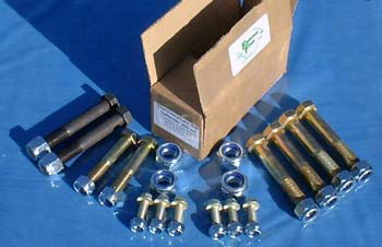 Picture of FF002457 - Nut & Bolt Kit for Chassis Re-Bush