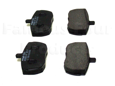 Picture of FF002467 - Front Brake Pads