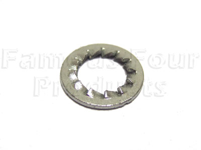 Picture of FF002477 - Serrated Lock Washer fo Flexi-Hose