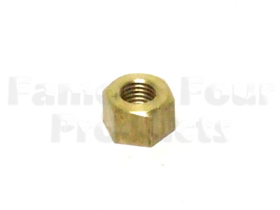 Picture of FF002487 - Exhaust Downpipe to Manifold BRASS Nut