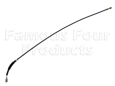 Picture of FF002513 - Accelerator Cable