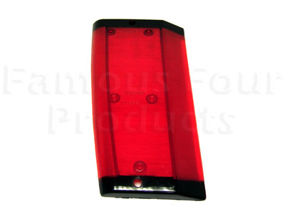Picture of FF002528 - Rear Side Reflector Lens ONLY