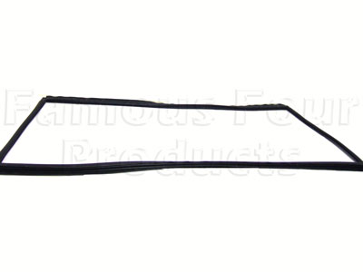 Picture of FF002541 - Front Windscreen Rubber Surround