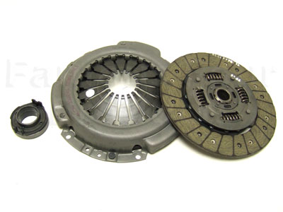 Clutch Kit (Cover, Plate & Bearing)