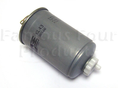 Picture of FF002646 - Fuel Filter Cartridge