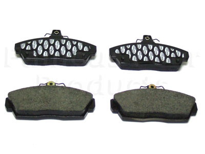 Picture of FF002753 - Front Brake Pads