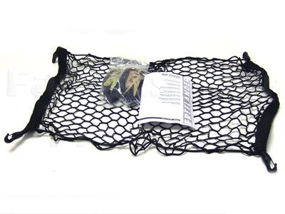 Rear Loadspace Retention Kit (Net and Lashing Straps)