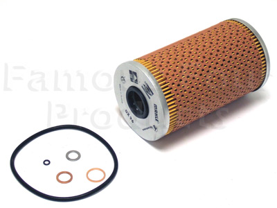 Picture of FF002850 - Oil Filter Element