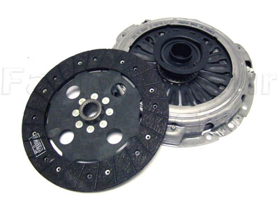 Picture of FF002903 - Clutch Cover & Plate Kit