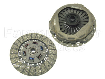 Picture of FF002906 - Clutch Cover & Plate Kit
