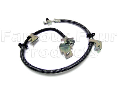 Front Brake Rubber Flexi-Hose