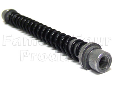 Picture of FF002924 - Rear Brake Rubber Flexi-Hose