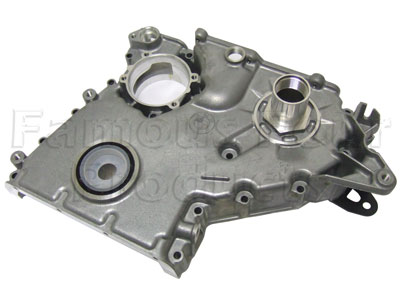 Front Timing Cover Assy.