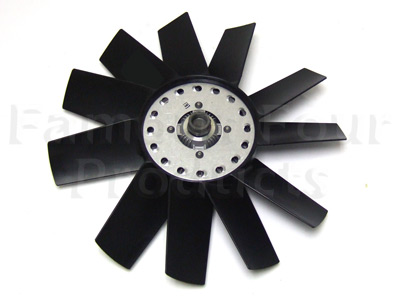 Viscous Coupling for Engine Cooling Fan