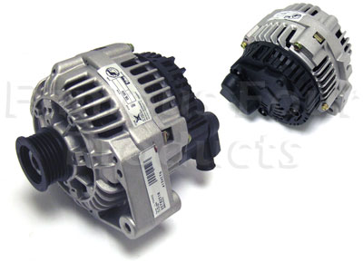 Picture of FF003168 - Alternator