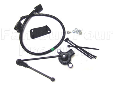 Air Suspension Rear Sensor