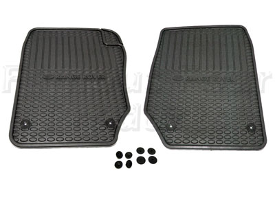 Picture of FF003399 - Rubber Footwell Floor Mats