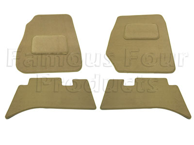 Picture of FF003400 - Footwell Carpet Over-Mats